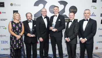 Client Solutions Techtrailblazers win the Tech Person of the Year Award